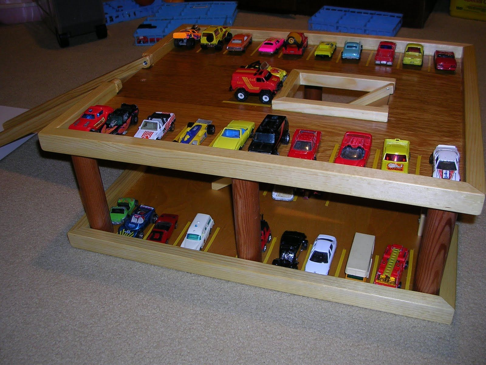 Hot Weels Garage : Hotwheels garage can t wait till i get the stuff to make this for