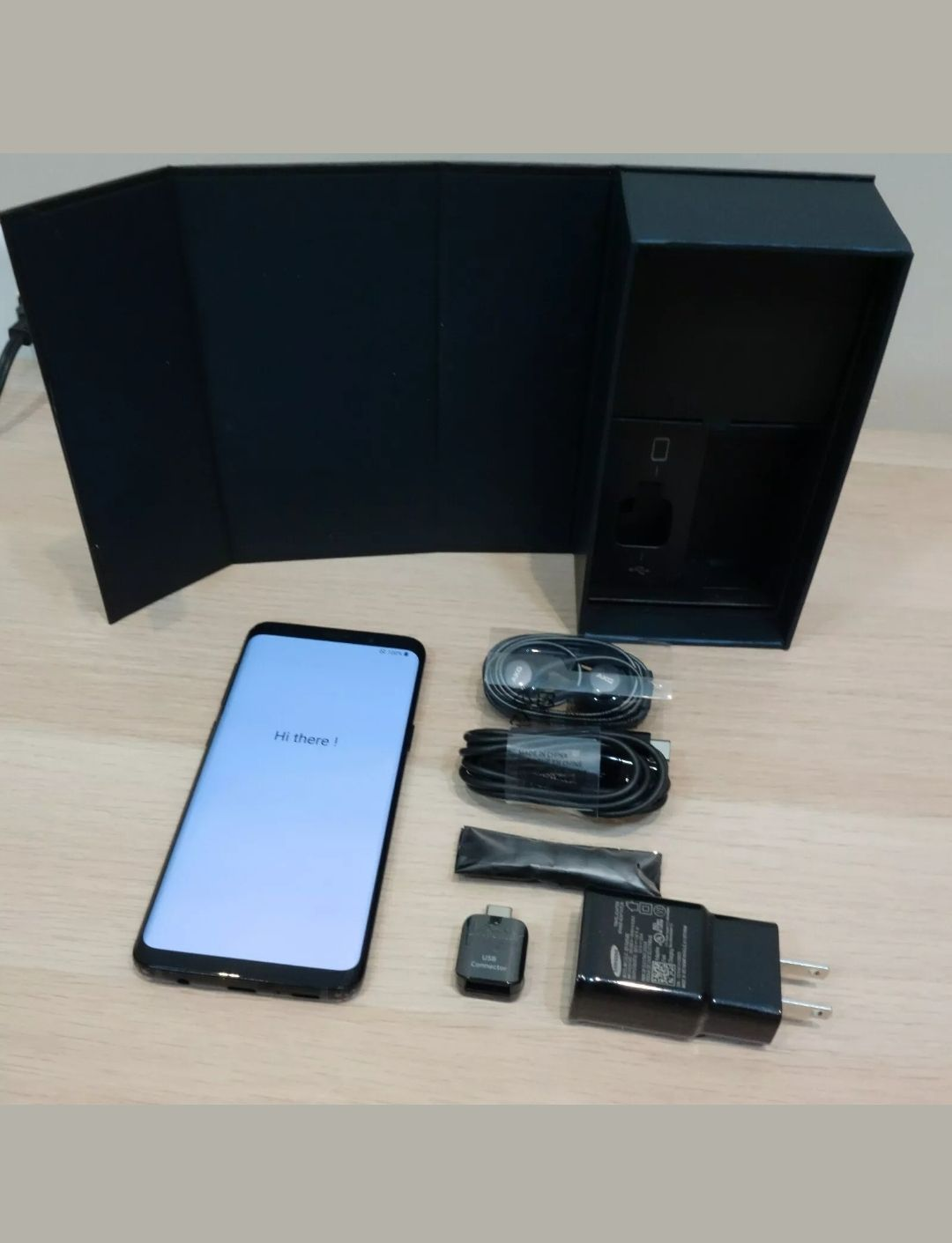 Samsung Galaxy S9 Perfect Condition No Cracks Scratches Or Defects Included With Purchase Samsung Galaxy S9 W Samsung Galaxy S9 Samsung Samsung Galaxy