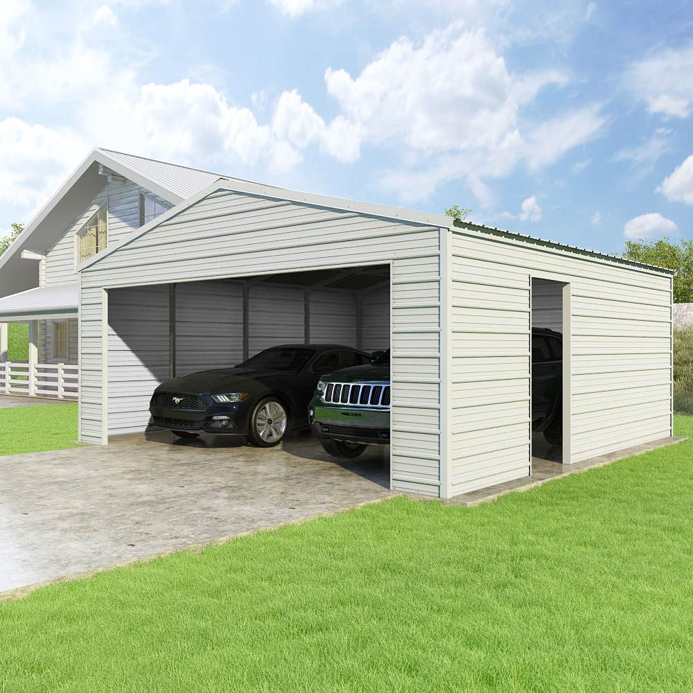 Design Your Own Metal building homes, Building, Garage
