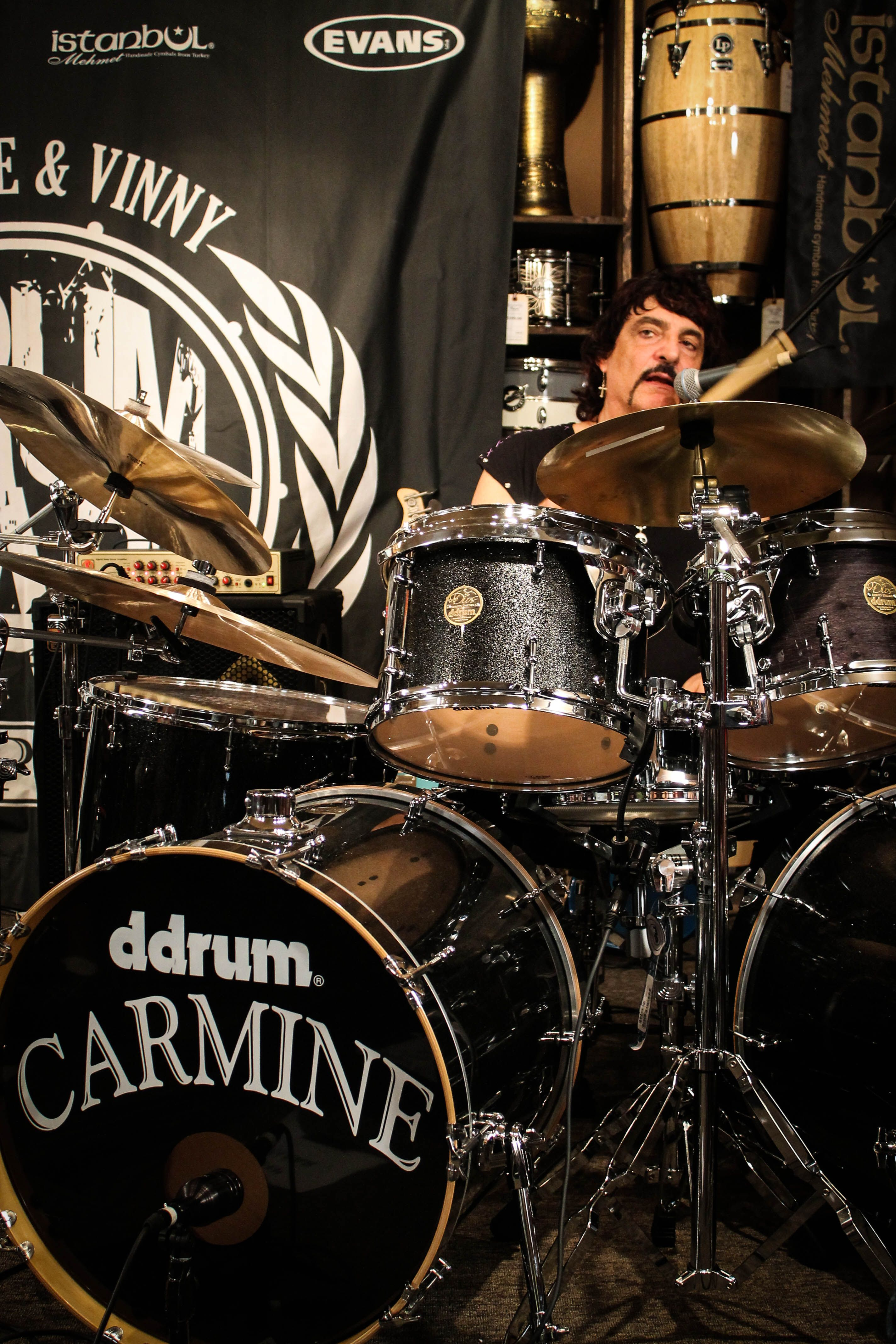 carmine appice ddrum drum drummers drumwarstheclinic music rock godpsmusic live drums. Black Bedroom Furniture Sets. Home Design Ideas
