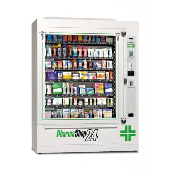 Maquina Expendedora Pharmashop24 Distribuidor Automatico