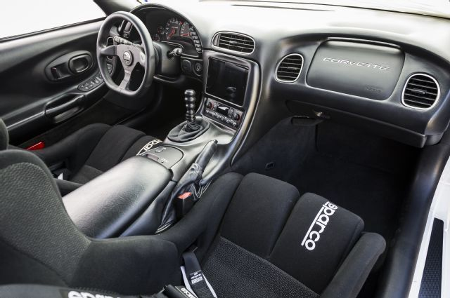 2001 Chevrolet Corvette Steering Wheel Corvette Corvette Z06 Chevrolet Corvette