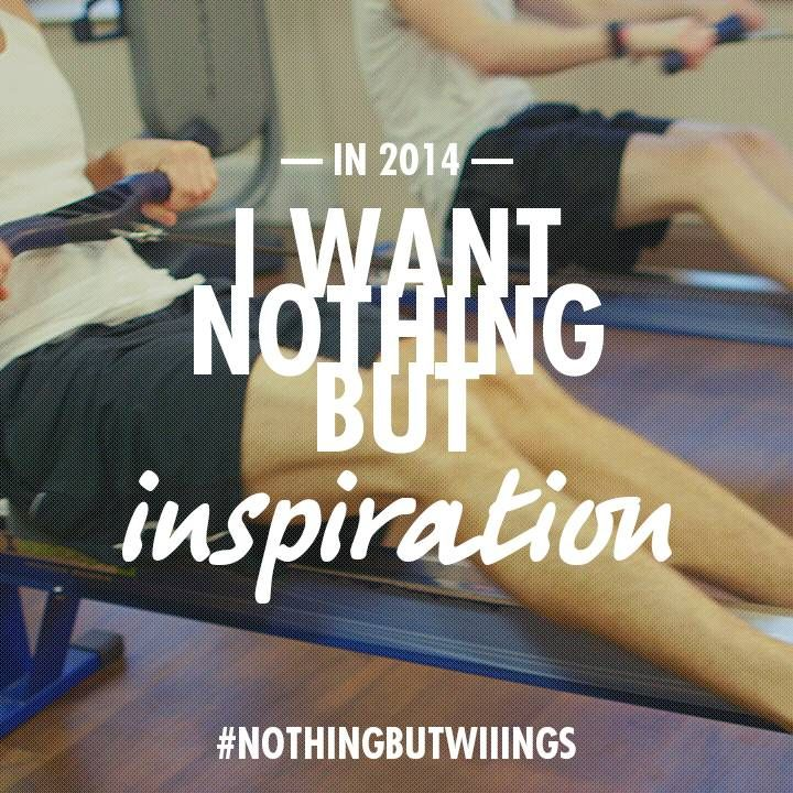 Check out my resolution for 2014. What's yours? #NothingButWiiings