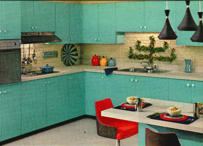 Oh, yes. 1963 Sherwin Williams decorating booklet