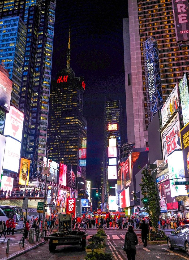 7 Tage New York! Sightseeing ohne Reiseführer, mit dem New York Pass