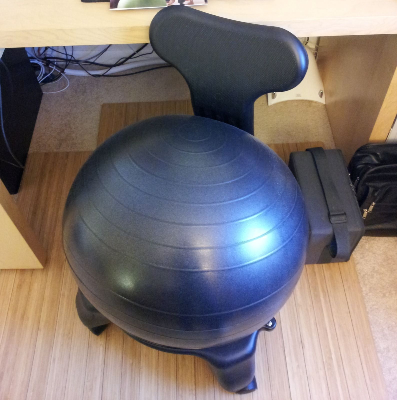 Exercise Balls Balance Ball Chair Fitness Exercise Workout