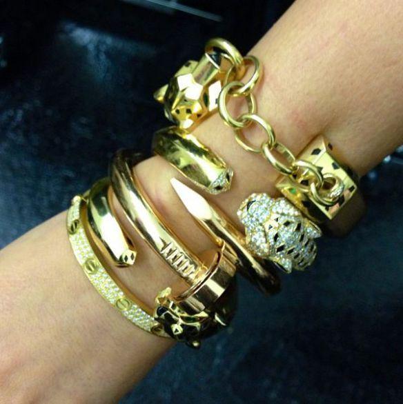bracelet clou pas cher pulsera de cartier cartier joyas y pulseras de amor