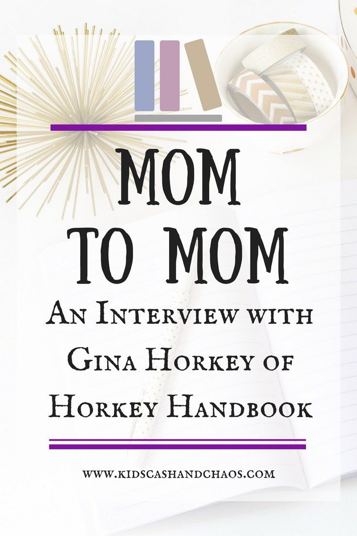 An Interview with Gina Horkey of Horkey Handbook about her blog, her virtual…