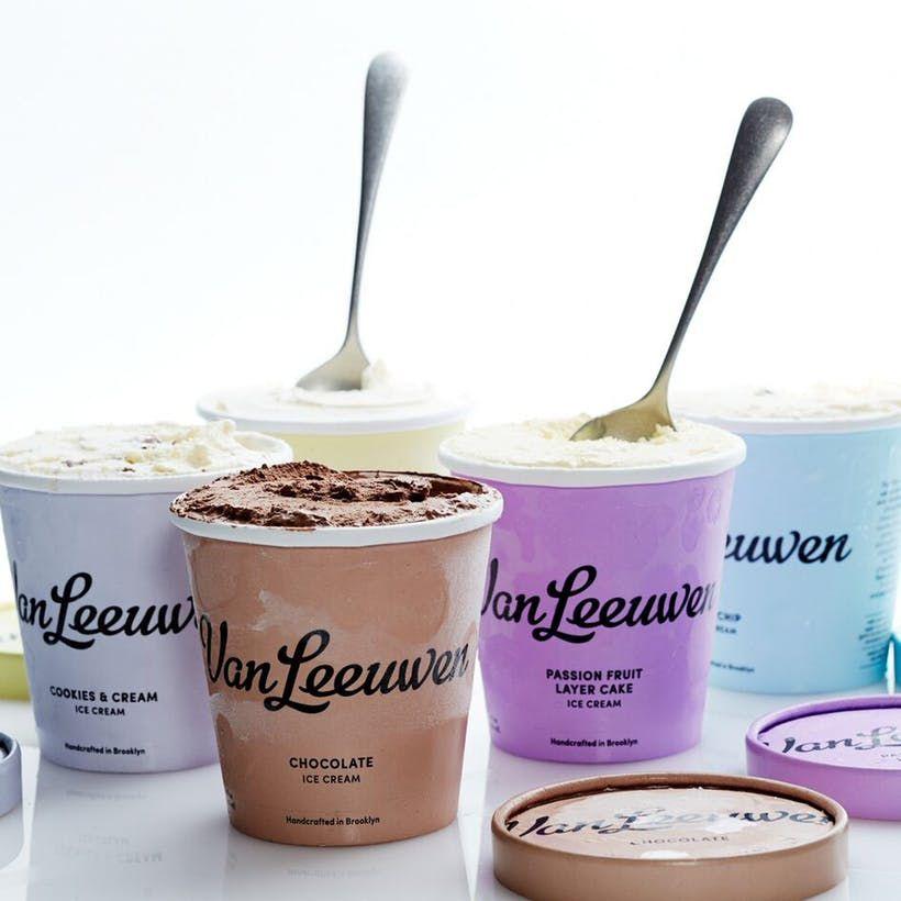 Choose Any Six Classic Best Vegan Ice Cream Artisan Ice Cream Ice Cream