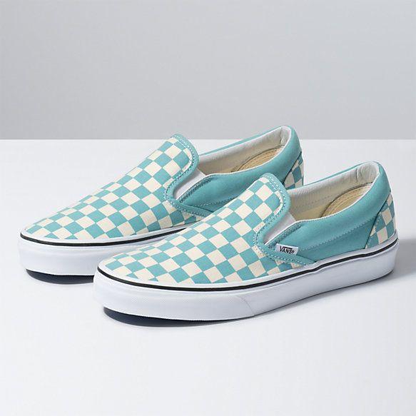 Vans checkerboard, Vans shoes