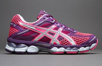 asics womens running shoes cumulus