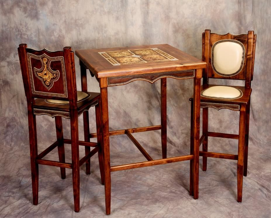 Stunning Leather Furniture From Master Craftsman Denice