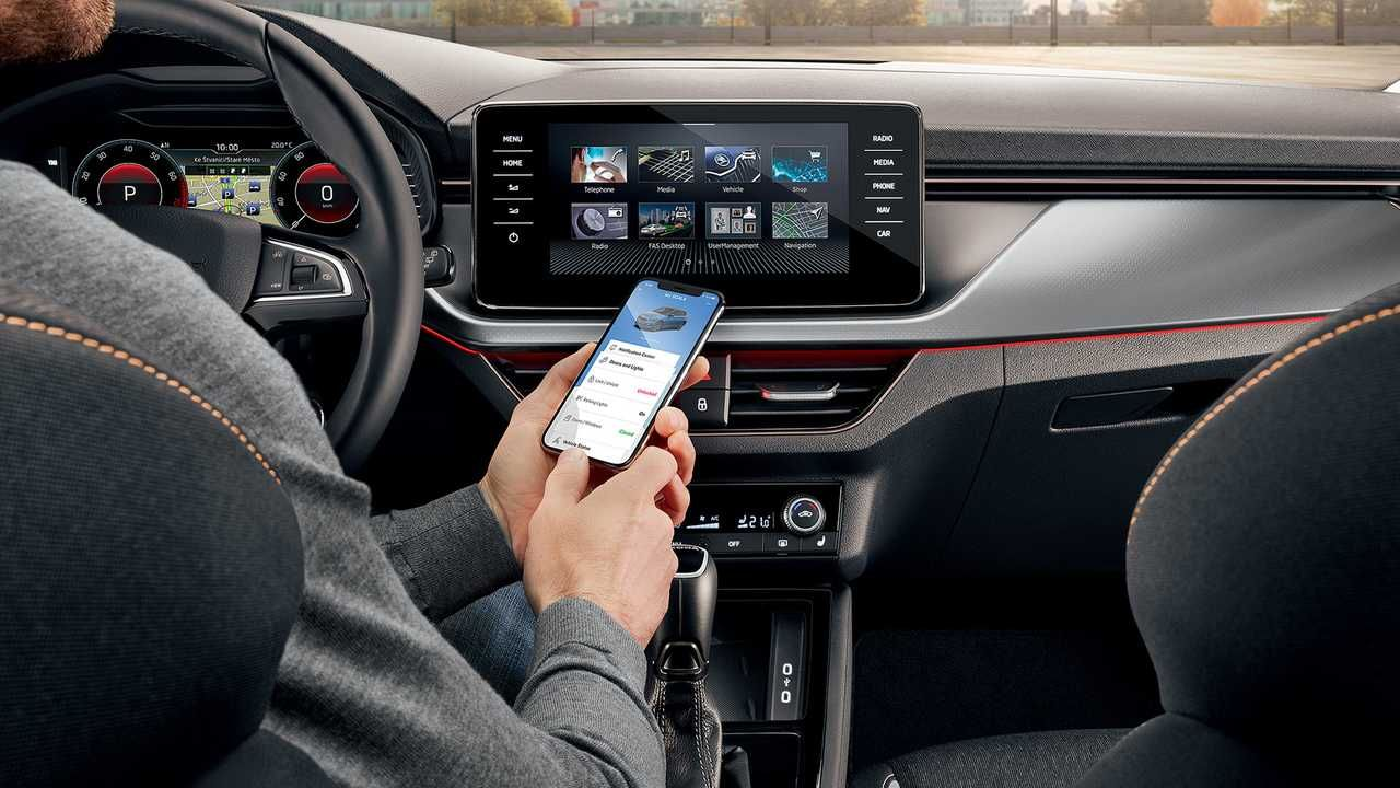 Skoda S Intelligent Tech Helps Dad And Mom Cease Youngsters Taking