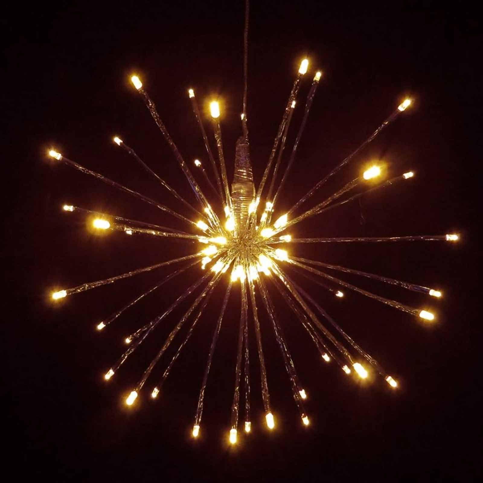 Weihnachtsstern in meteor ausf hrung mit strahlenf rmig - Fensterbeleuchtung weihnachten ...