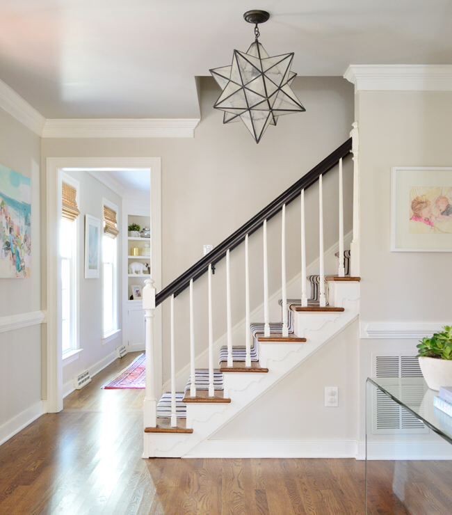 Top 60 Best Stair Trim Ideas: 50 Best Painted Stairs Ideas For Your Modern Home [Images