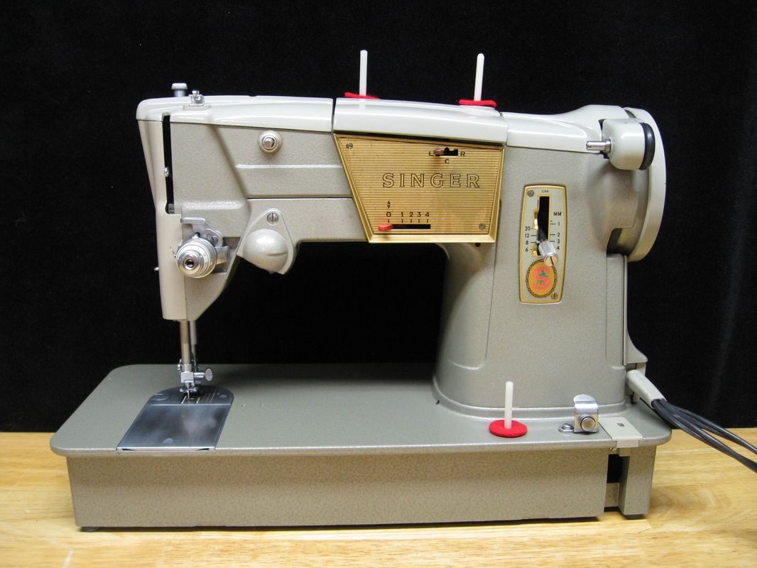 Singer 328K Style-o-Matic Sewing Machine | Maquina de