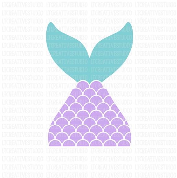 Mermaid Tail SVG Mermaid SVG Mermaid Shell Svg Summer SVG #programingsoftware