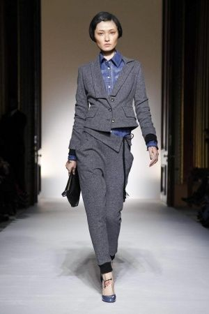 VW fall 2012 Leisure suit.