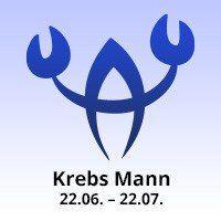 Krebs Mann | Krebs mann, Horoskop krebs mann, Krebs