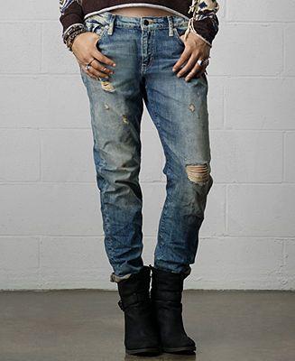 8c2ef1216 Denim   Supply Ralph Lauren Skinny Boyfriend Jeans