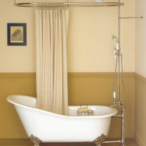 Exceptionnel Old Fashioned Bathtub Shower