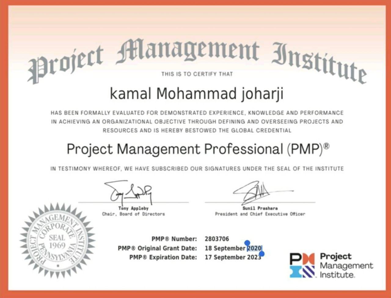 احمد جوهر Ahmad S Johar On Twitter Project Management Professional Project Management Knowledge
