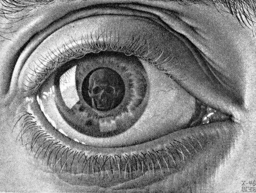 """Résultat de recherche d'images pour """"M. C. ESCHER oeil"""""""