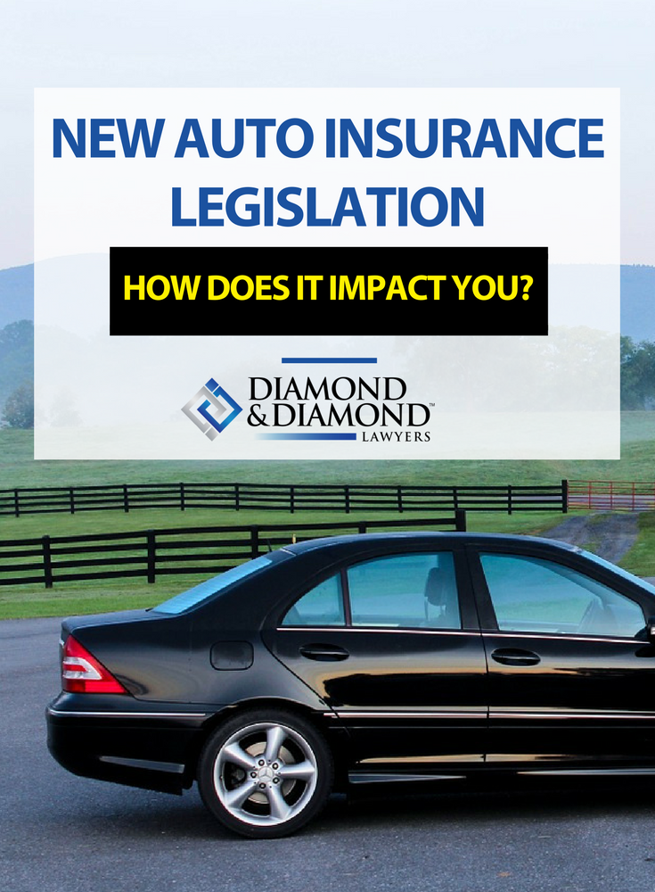 New Auto Insurance Legislation How Does It Impact You Car