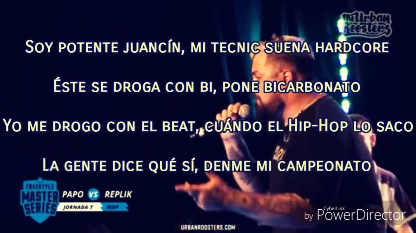 Pin De Kimi Parki En Frestyler Argentina México Chile España Y Más Frases De Rap Batalla De Rap Rap