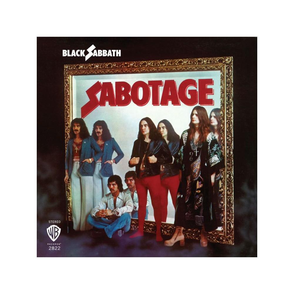 Black Sabbath Sabotage Lp Vinyl Black Sabbath Vinyl Records Vinyl Music