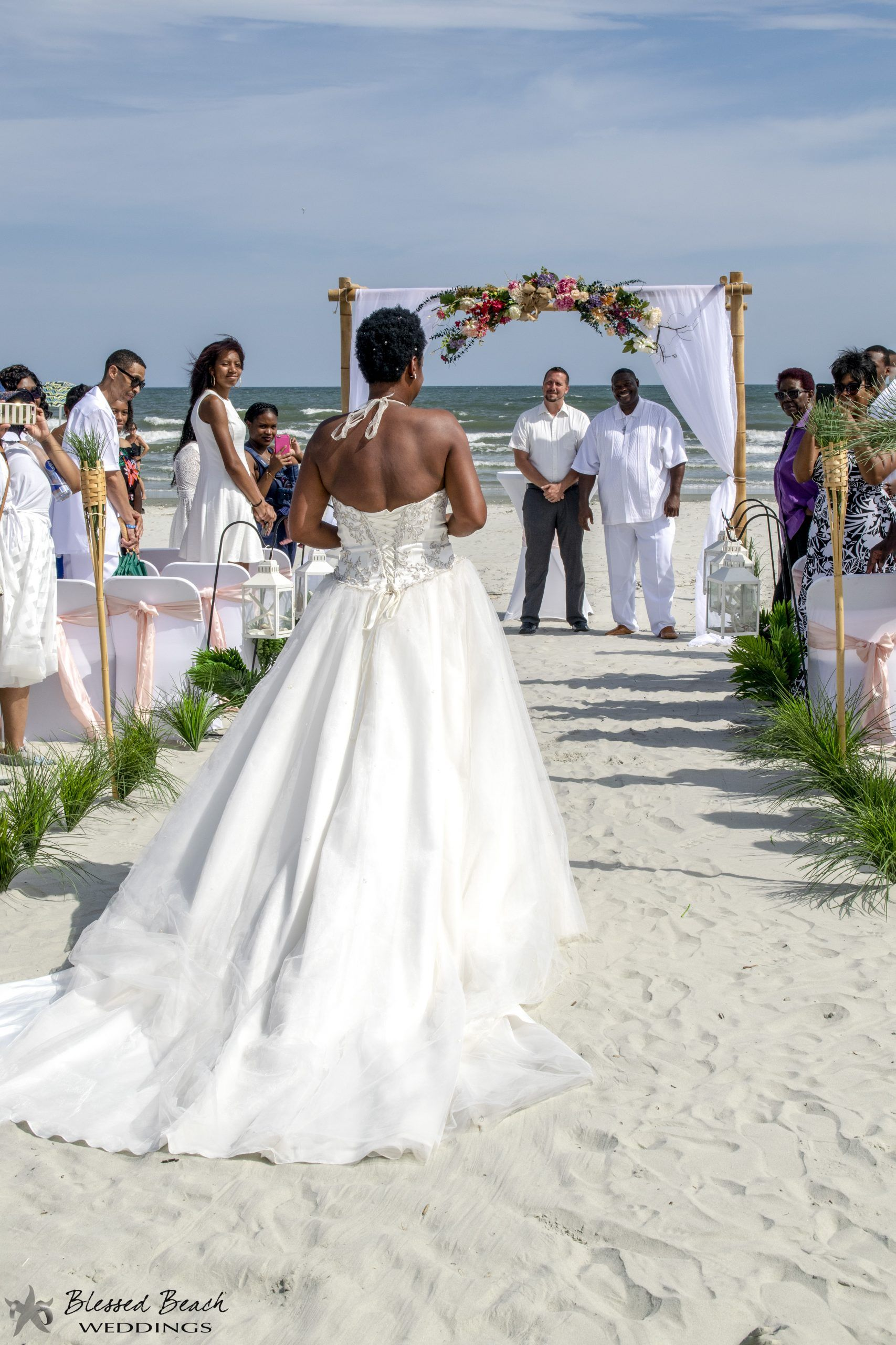 Myrtle Beach Wedding Packages Blessed Beach Weddings In 2020 Myrtle Beach Wedding Beach Wedding Packages Myrtle Beach