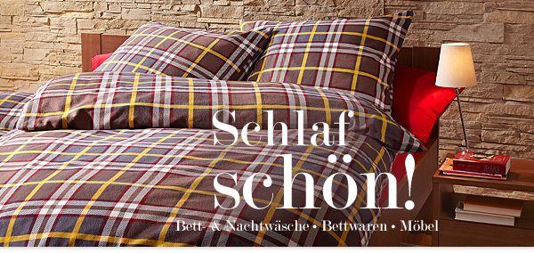 #Schlaf schön! #Bett- und Nachtwäsche, Bettwaren und Möbel - Das gibt es nur bei #Tchibo!