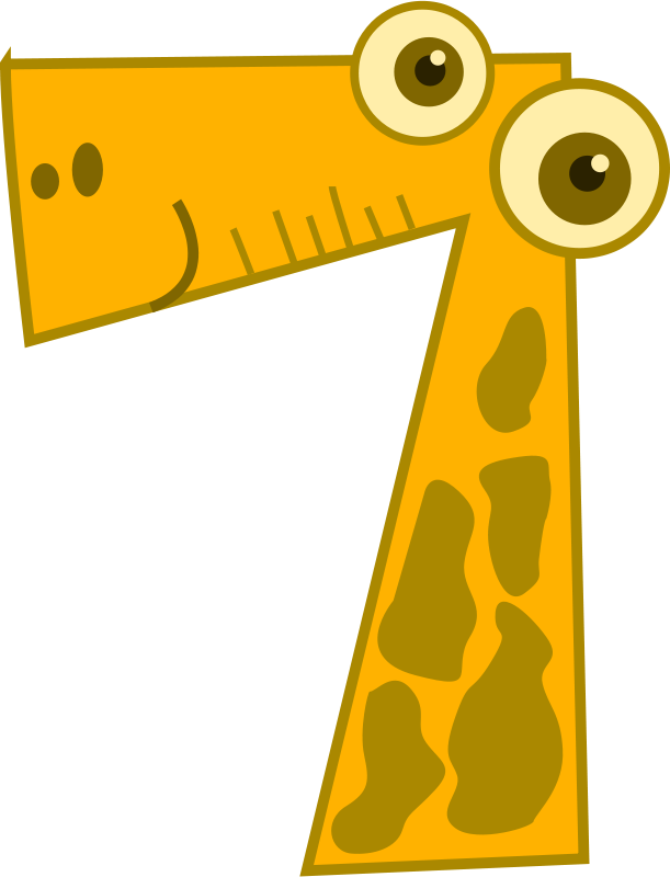 Clipart Number Animals 6 Empower Network Public Domain Clip Art Clip Art