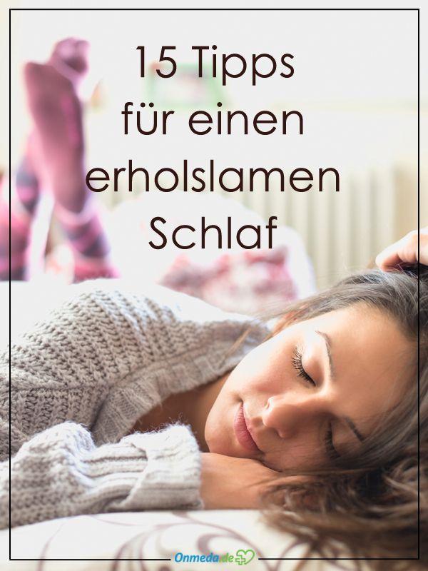 bildergalerie tipps f r guten schlaf lesestoff must reads pinterest gesundheit schlaf. Black Bedroom Furniture Sets. Home Design Ideas