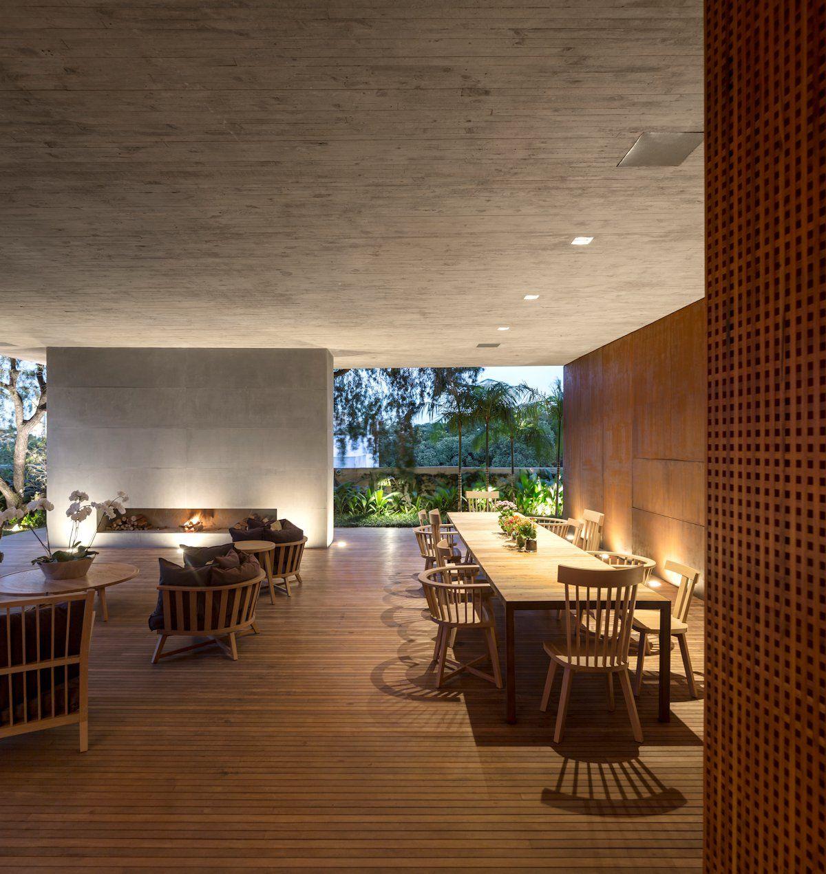 Casa P by Studio MK27 | costa rica | Pinterest | Wohnen