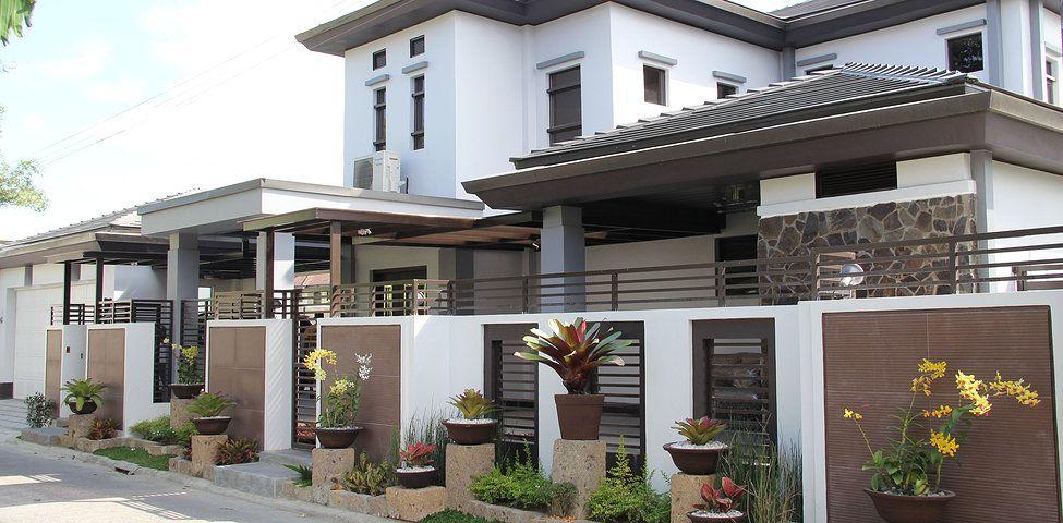 Amazing Filipino Contemporary Architecture using both the