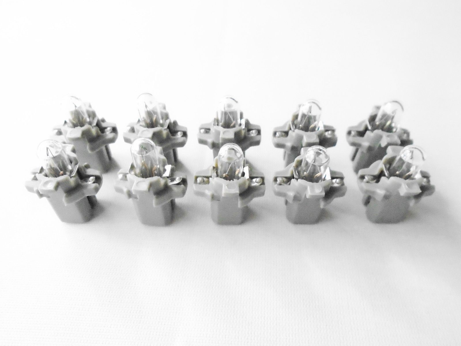 LUCAS B8.3D HGV TRUCK LORRY DASH GAUGE PANEL LLB508TGY LIGHT BULB LAMP 24V 1.2W