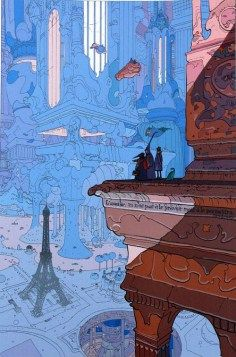 The Art of Moebius41