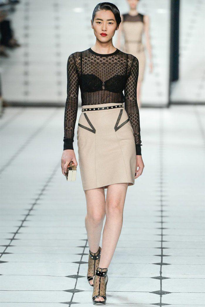 Durchsichtige Kleider für Damen mit Stil! | durchsichtige Kleider ...