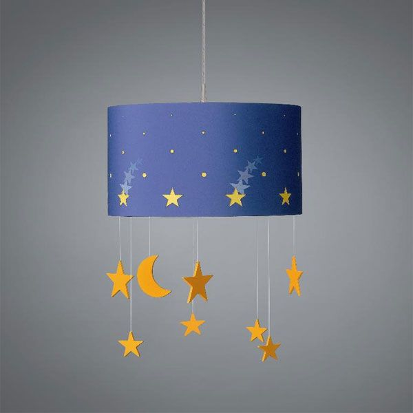 Moon and stars ceiling light cute stuff pinterest moon and moon and stars ceiling light mozeypictures Gallery