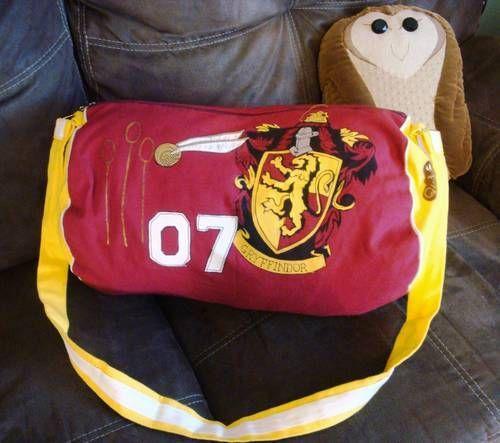 quidditch bag