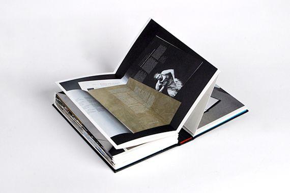 creative portfolio ideas writing a book