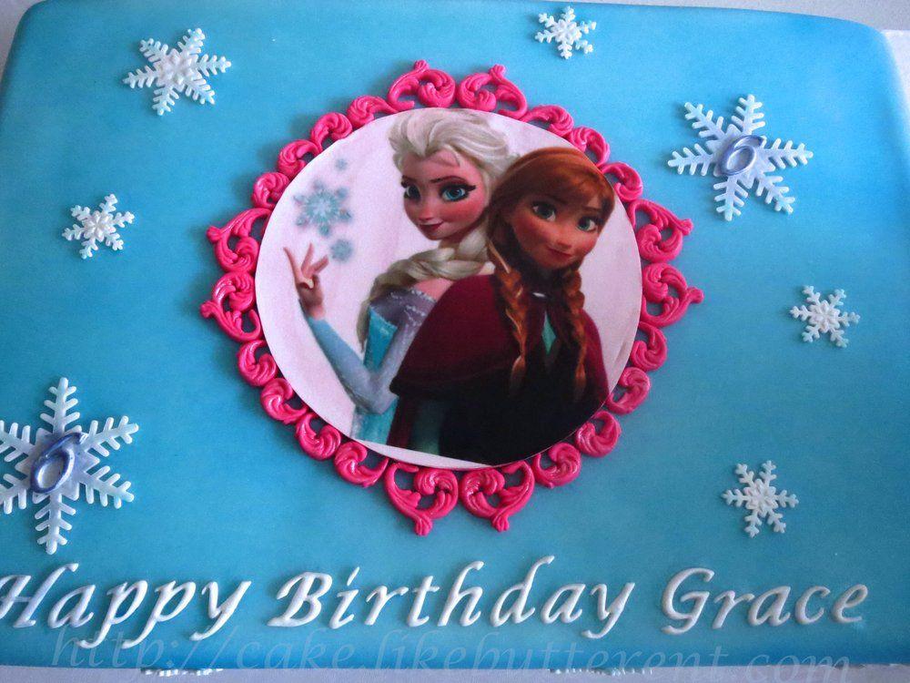 Ice skate cake yelp disney cakes cake frozen sheet cake