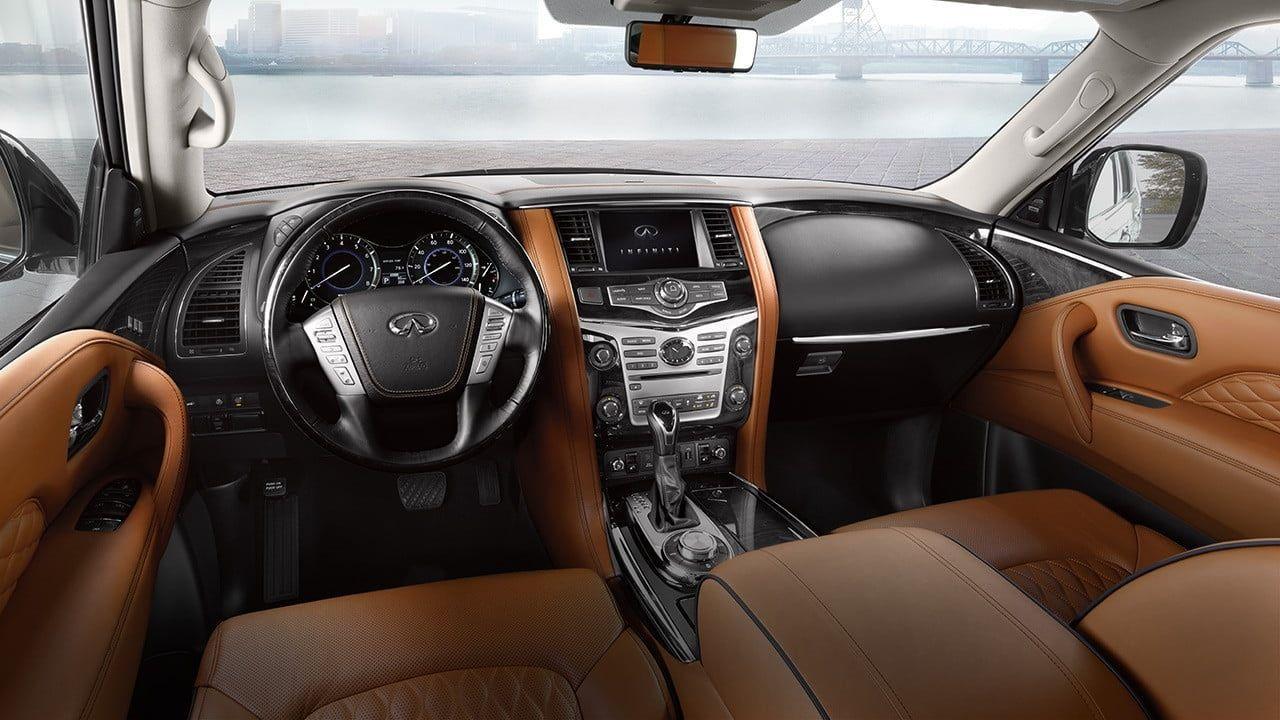 2020 Infiniti Qx80 New Design More Power Brand Newcars