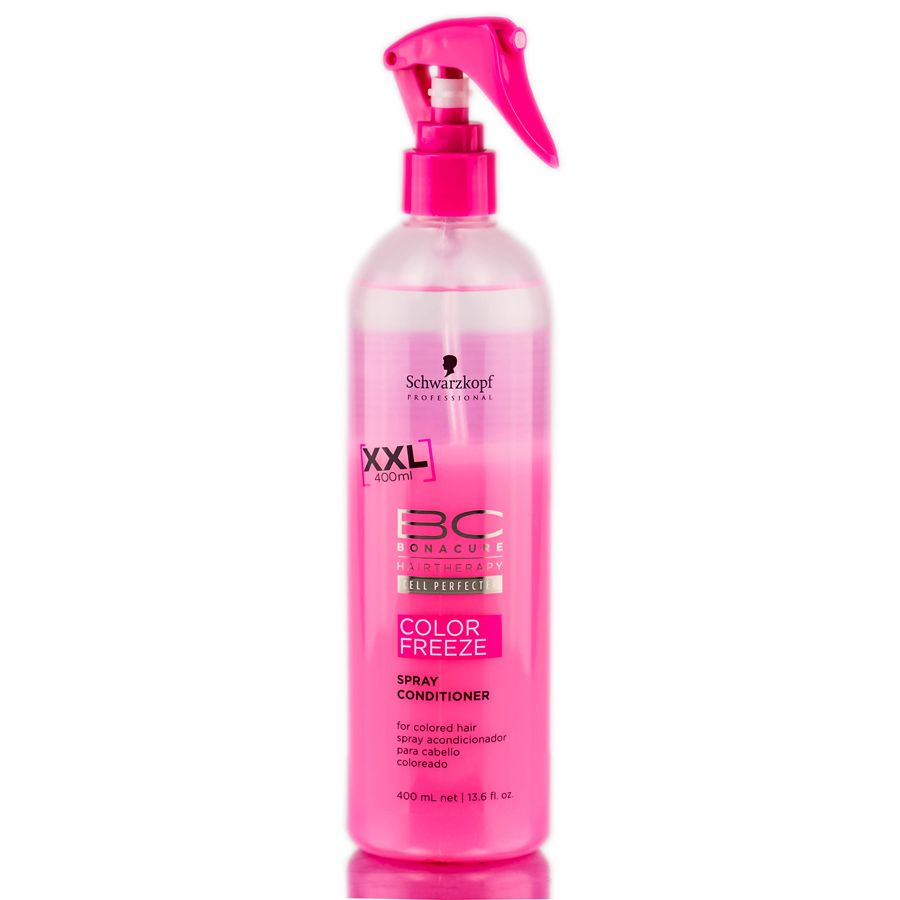 Schwarzkopf Bc Bonacure Color Freeze Spray Conditioner Pinterest 130 Ml