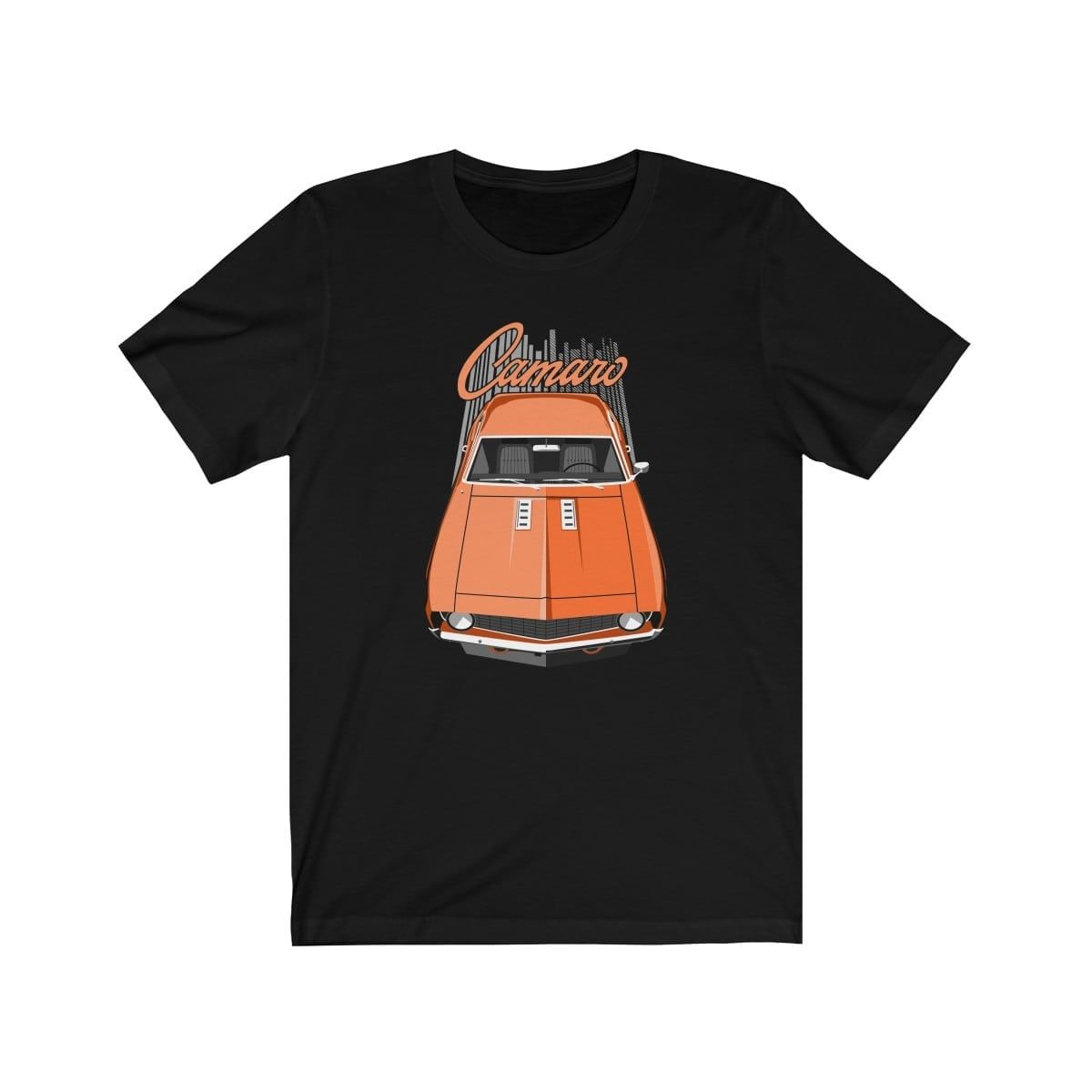 Camaro 1969 T-shirt - Orange