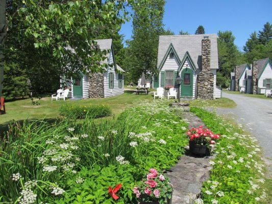 10 Charming Cabins In N H  U0026 39 S White Mountains