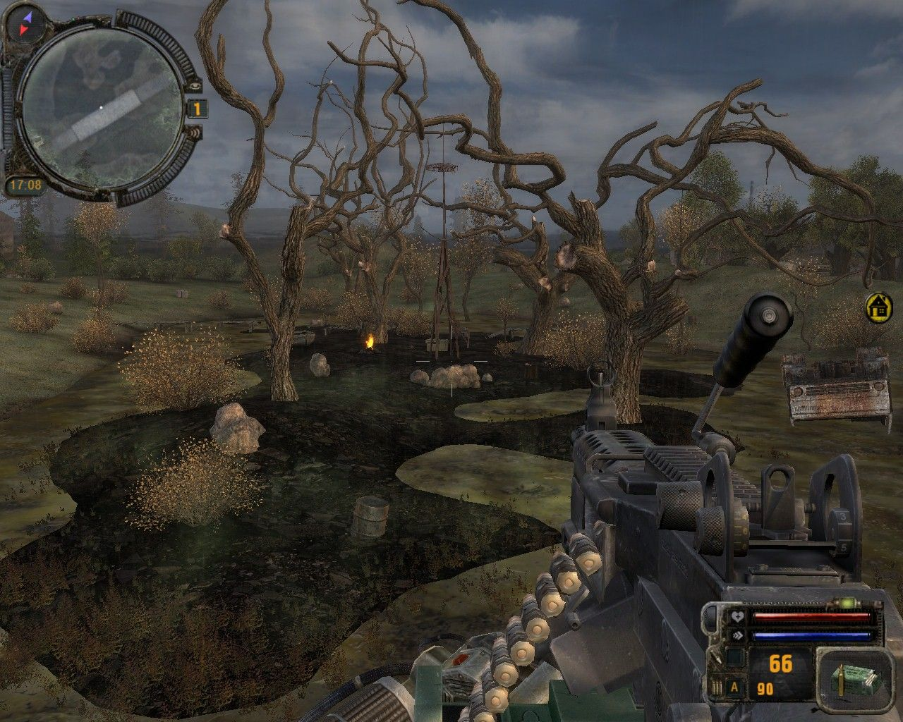 S. T. A. L. K. E. R. :зов припяти wintero of death ultimatum | repack.
