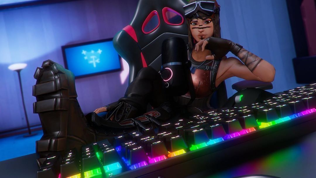 Envy On Instagram Renegade Raider Credit Honordzn Via Twitter In 2020 Best Gaming Wallpapers Gaming Wallpapers Game Wallpaper Iphone