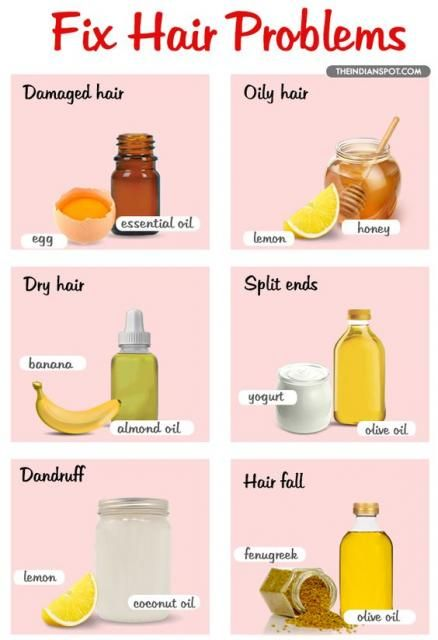 6 SUPER EFFECTIVE DIY HAIR MASKS TO SOLVE YOUR HAIR PROBLEMS